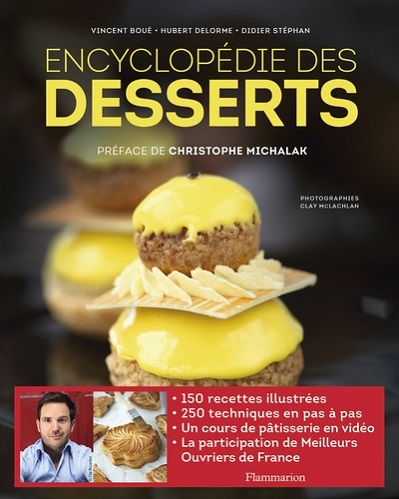 Encyclopedie Des Desserts