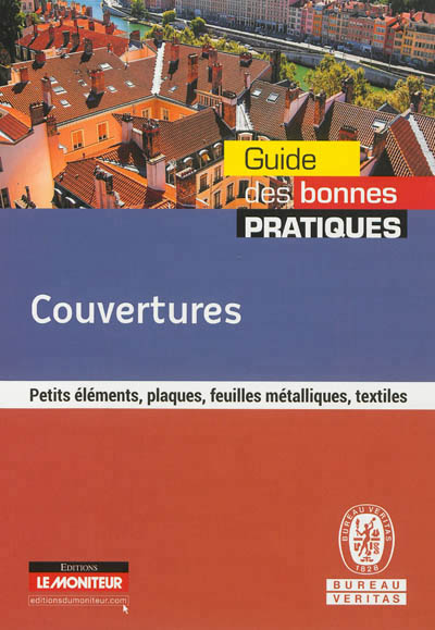 COUVERTURES VERITAS Moniteur