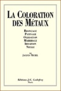 coloration metaux