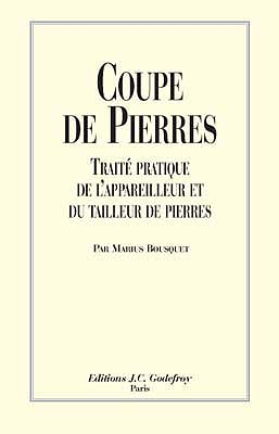 COUPE DE PIERRES REIMPRESSION EDITION GARNIER PARIS 1912